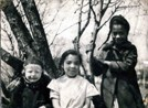 Barbara Moore and other children