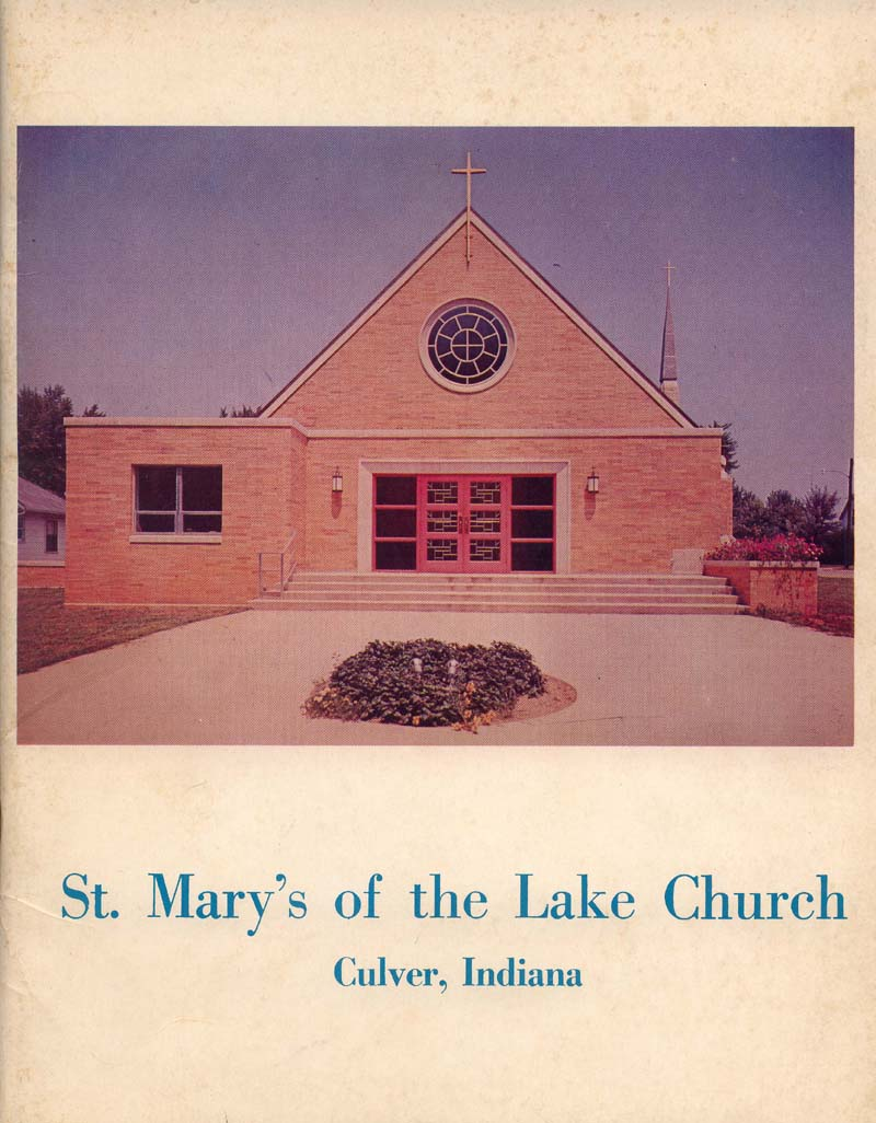 St Mary Of The Lake