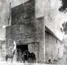 McClane Livery Stable East Jefferson Street Culver early 1900s