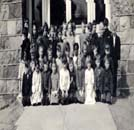 Culver Elementary class of 1916-17