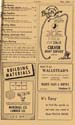 1952 Culver Telephone Directory 14