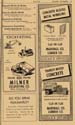 1952 Culver Telephone Directory 16