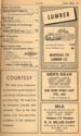 1952 Culver Telephone Directory 23